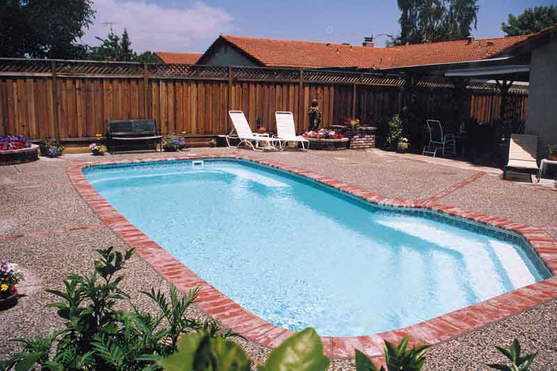 Lifestyle Fiberglass Pools East Bay CA