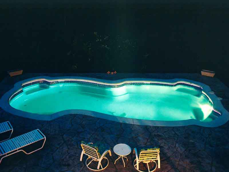 Lifestyle Fiberglass Pools Concord, CA