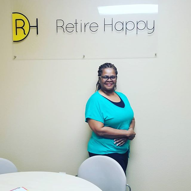 Please join us as we congratulate October's#EmployeeOfTheMonth, Toni Matthews. Thank you for stepping up and for leading by example and for always treating our#RetireHappyclients with care and compassion.