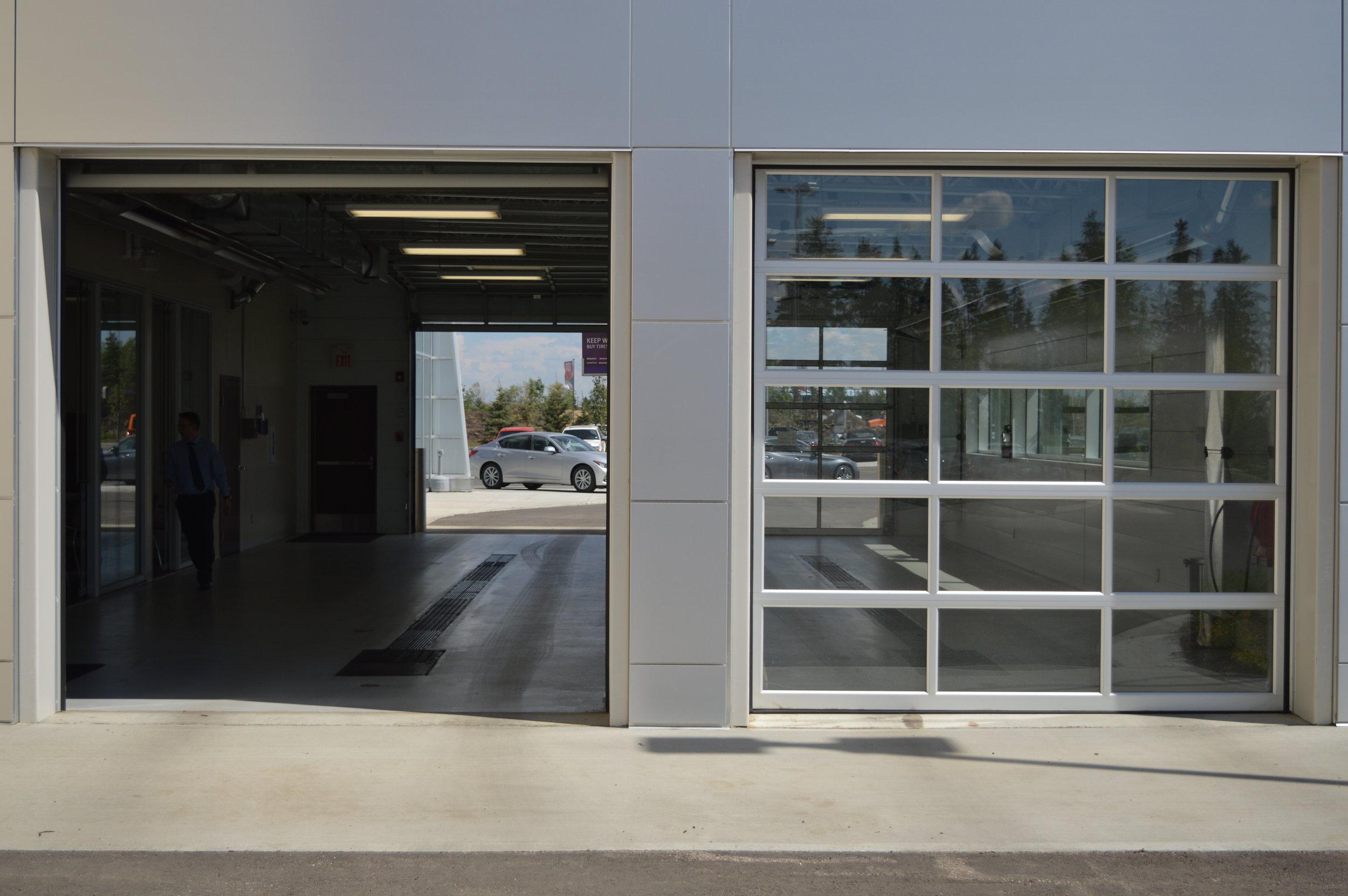 GMC Service Center - Steel-Craft SA7000