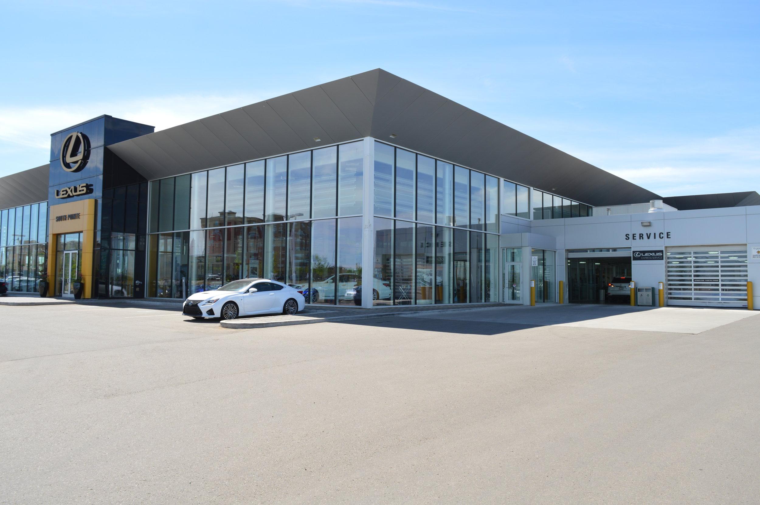 Lexus Service - Hormann Speed-Guardian 4000