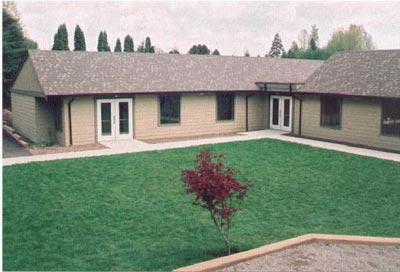 Rod Stewart Educational Building
