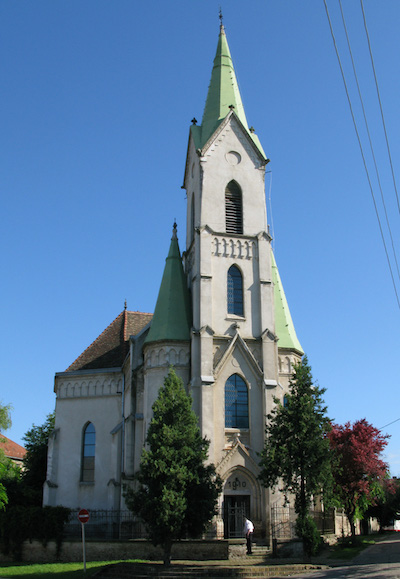 Our Partner Church in Hungary