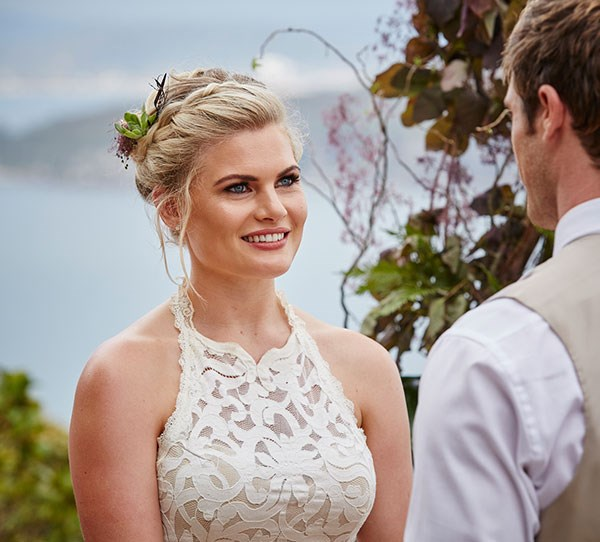 Bonnie Sveen as Ricky Bride home and away