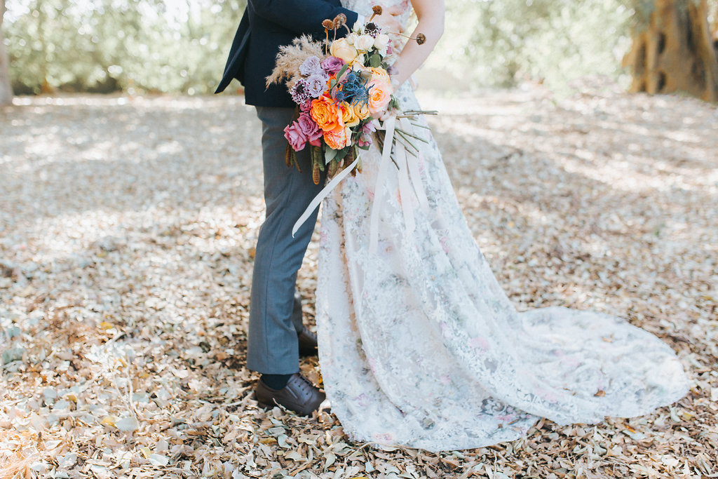 Bloodwood Botanica   Bohemian bright wedding bridal bouquet
