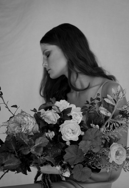 Bloodwood Botanica | Sculptural Bromeliad Bridal Bouquet