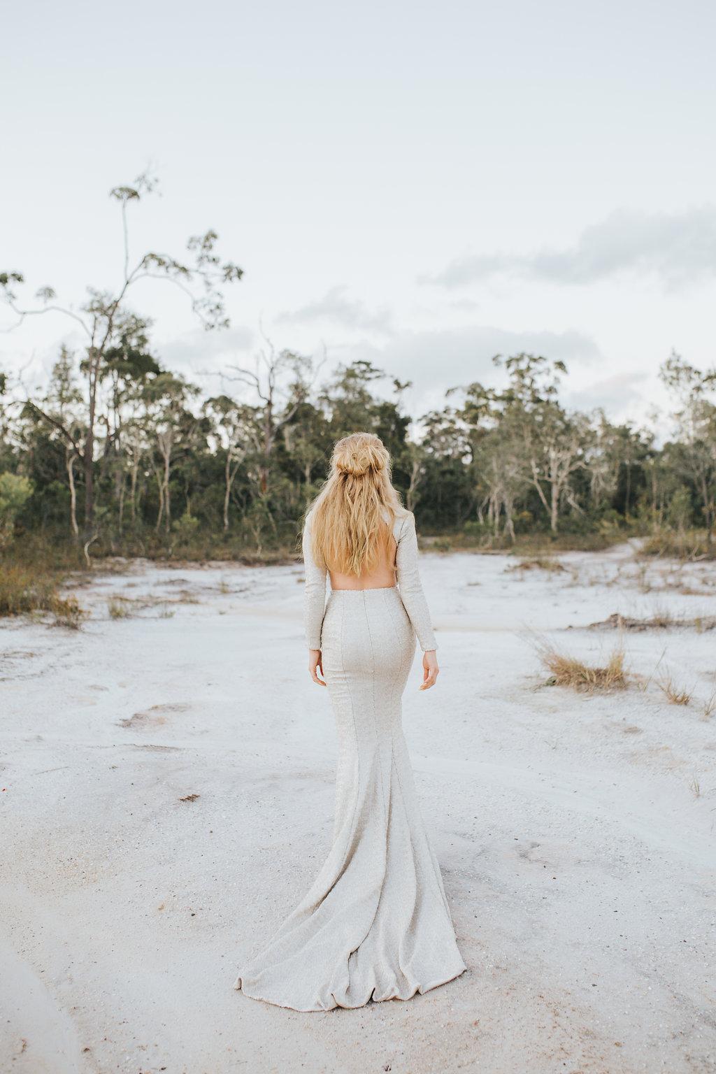 Bloodwood Botanica   Alex Mearing Dress Mirage