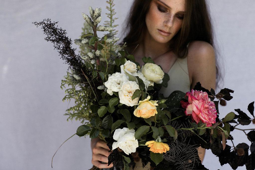 Bloodwood Botanica | Textural Bridal Bouquet