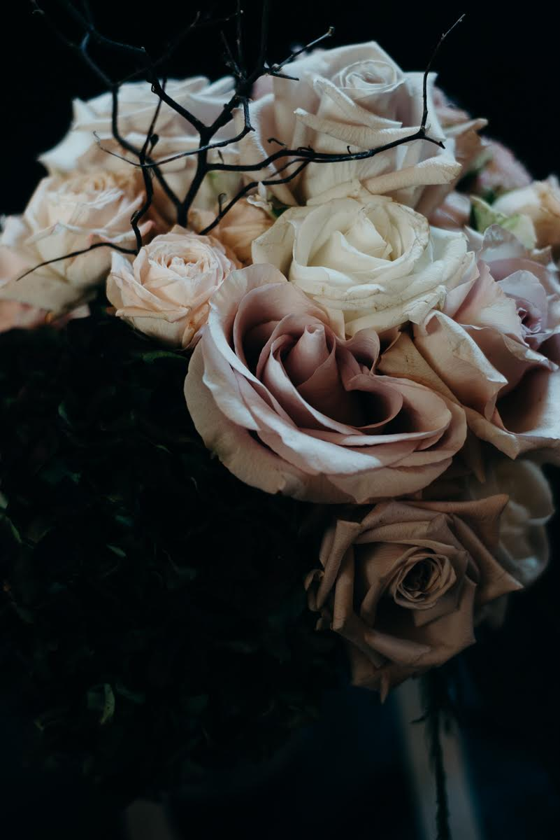 Bloodwood Botanica | After Party Bridal Flowers