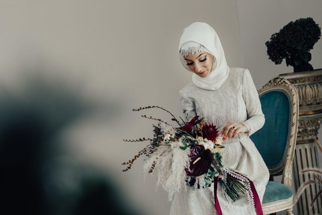 Bloodwood Botanica | Rayan Modest Bride