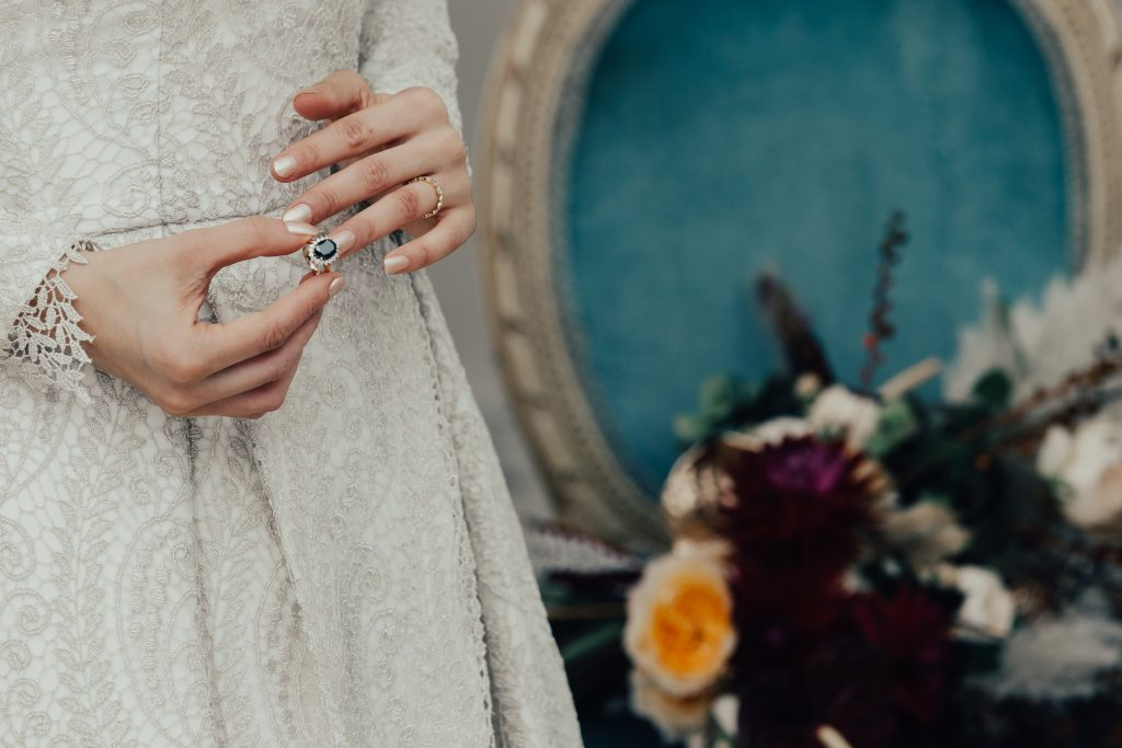 Bloodwood Botanica | Wedding Ring