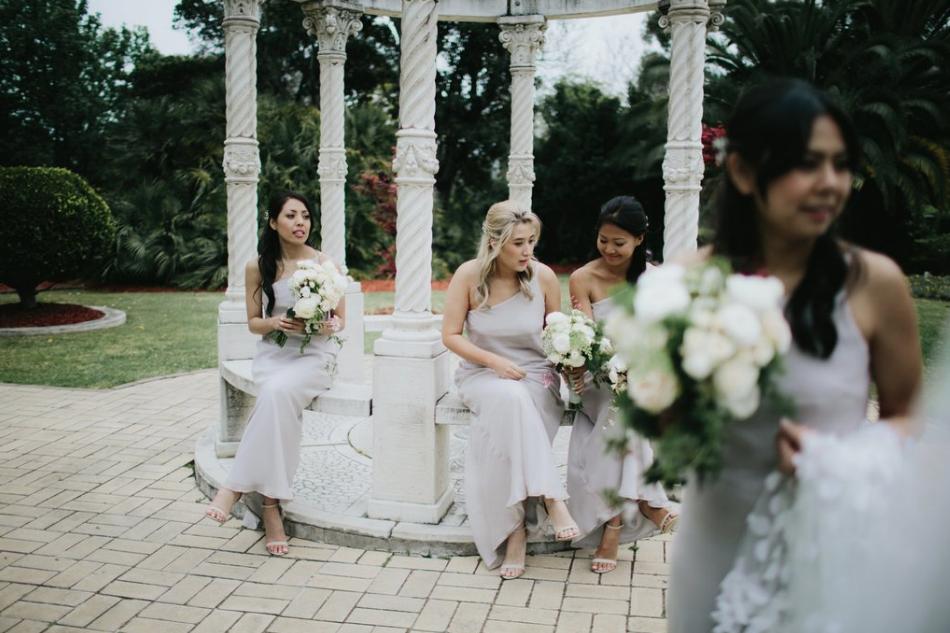 Bridesmaids Noosa Wedding Florist