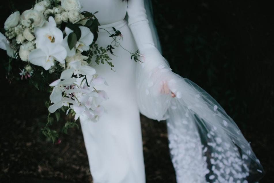 Bloodwood Botanica   Wedding Bouquet
