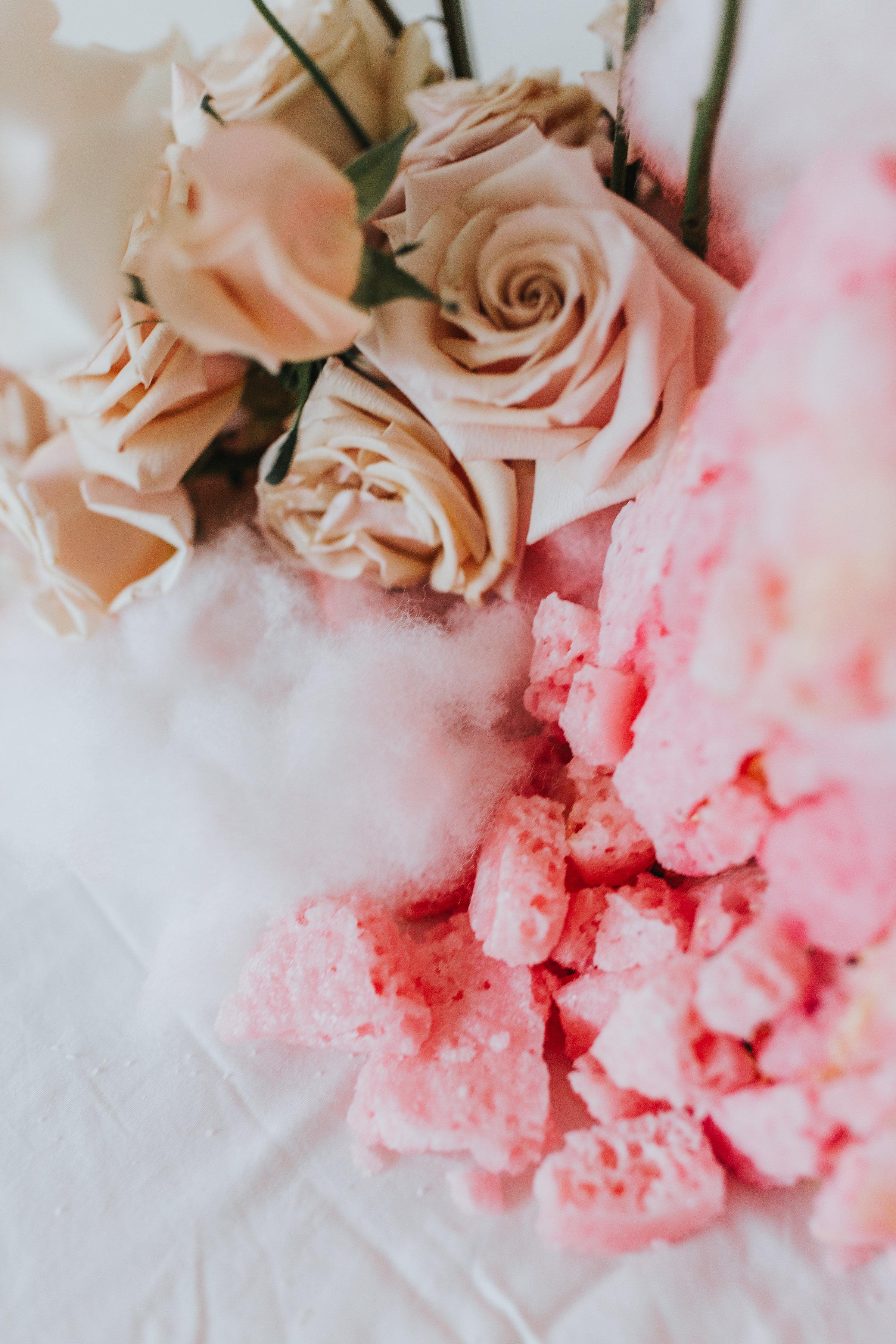 Bloodwood Botanica | Rose Quartz Cake