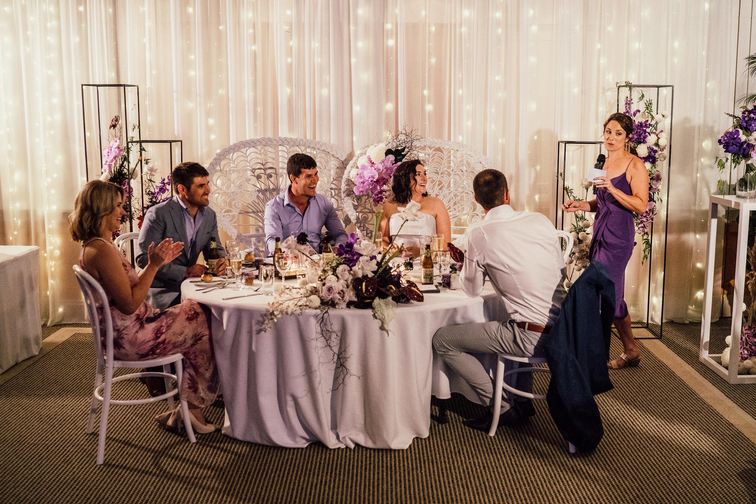 Bloodwood Botanica | Noosa Springs Wedding Reception