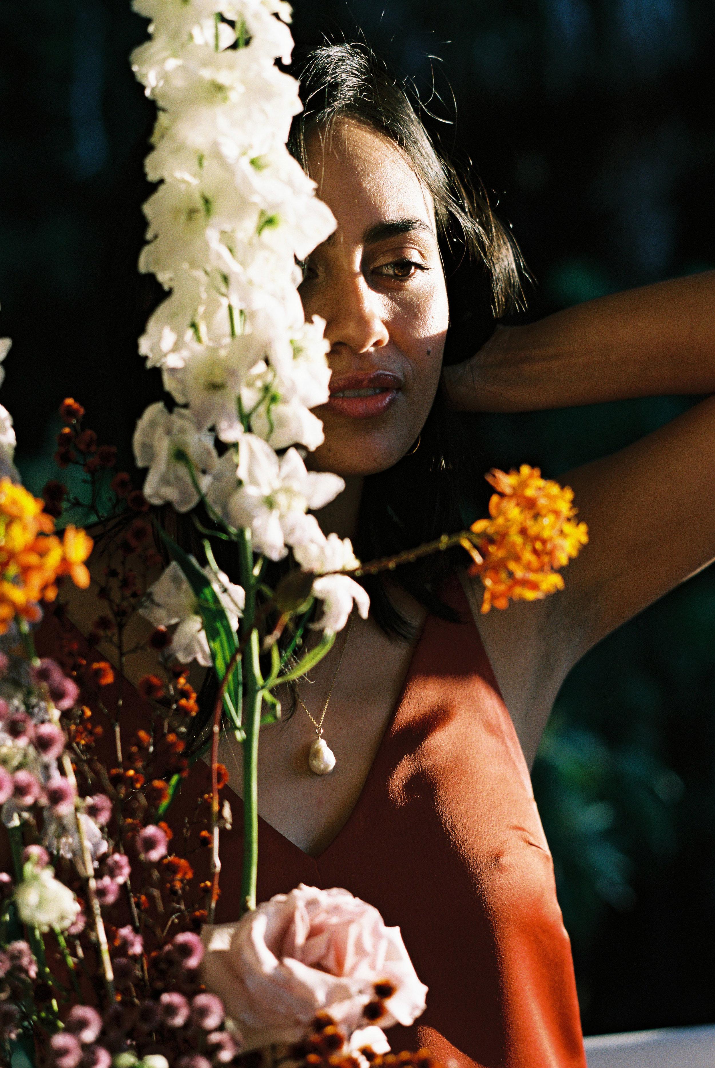 Bloodwood Botanica | Molten Pearl