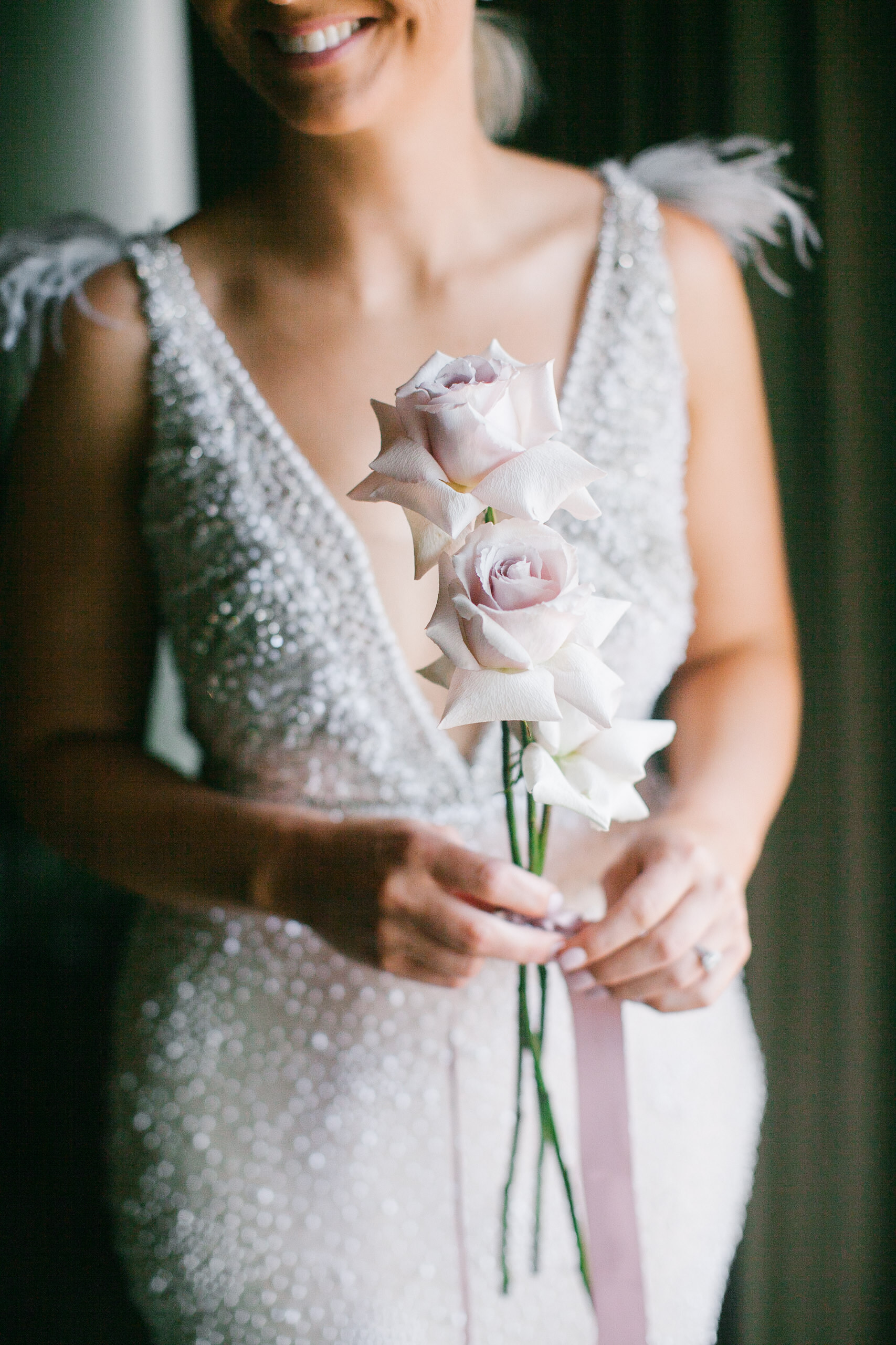 Bloodwood Botanica | Beautiful bride Sam