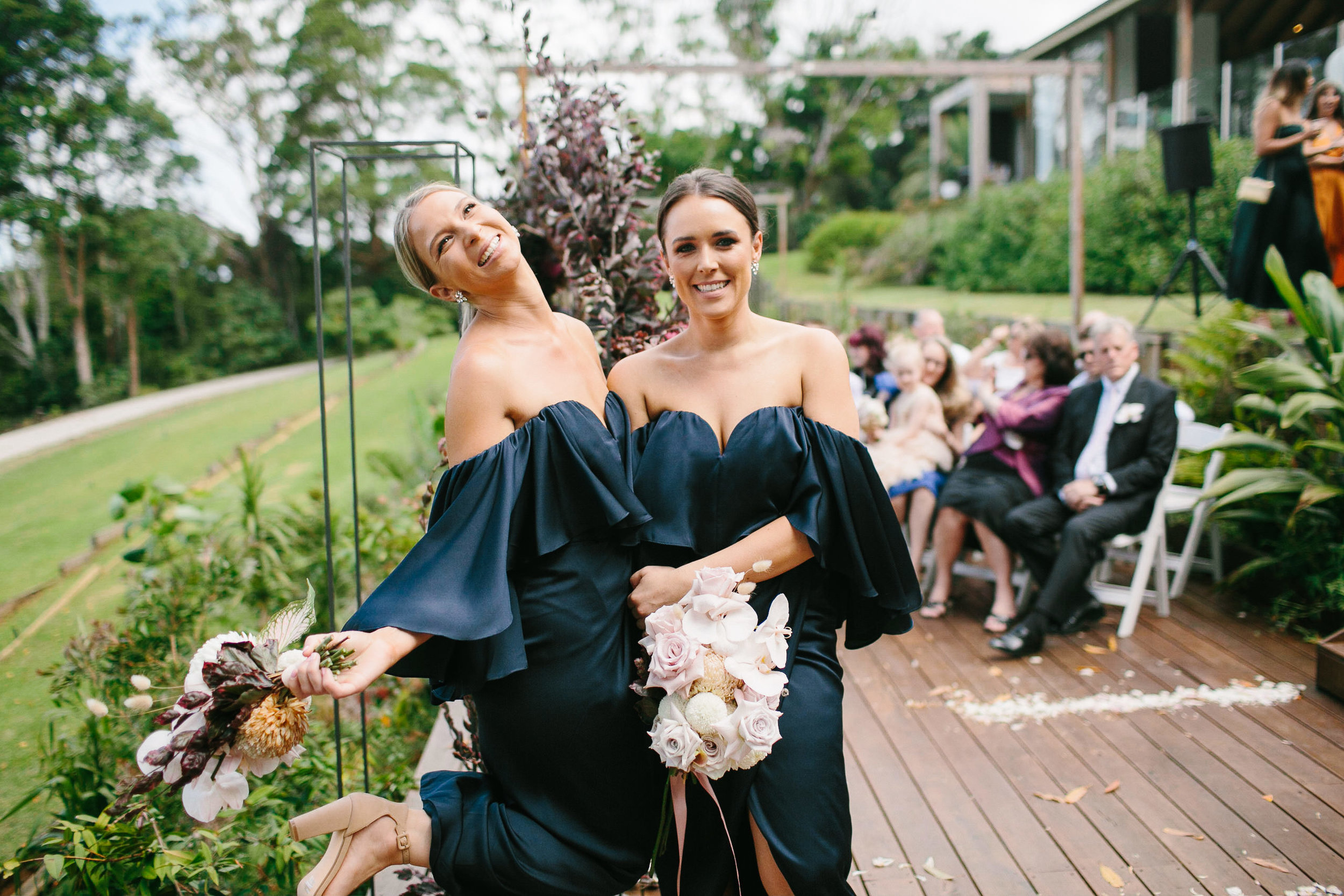Bloodwood Botanica | Brides babes byron bay wedding flowers