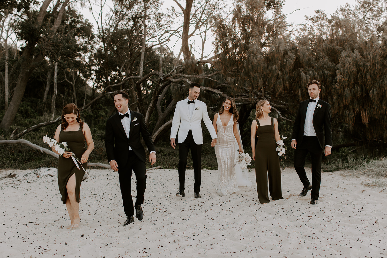 Bloodwood Botanica | Bridal party