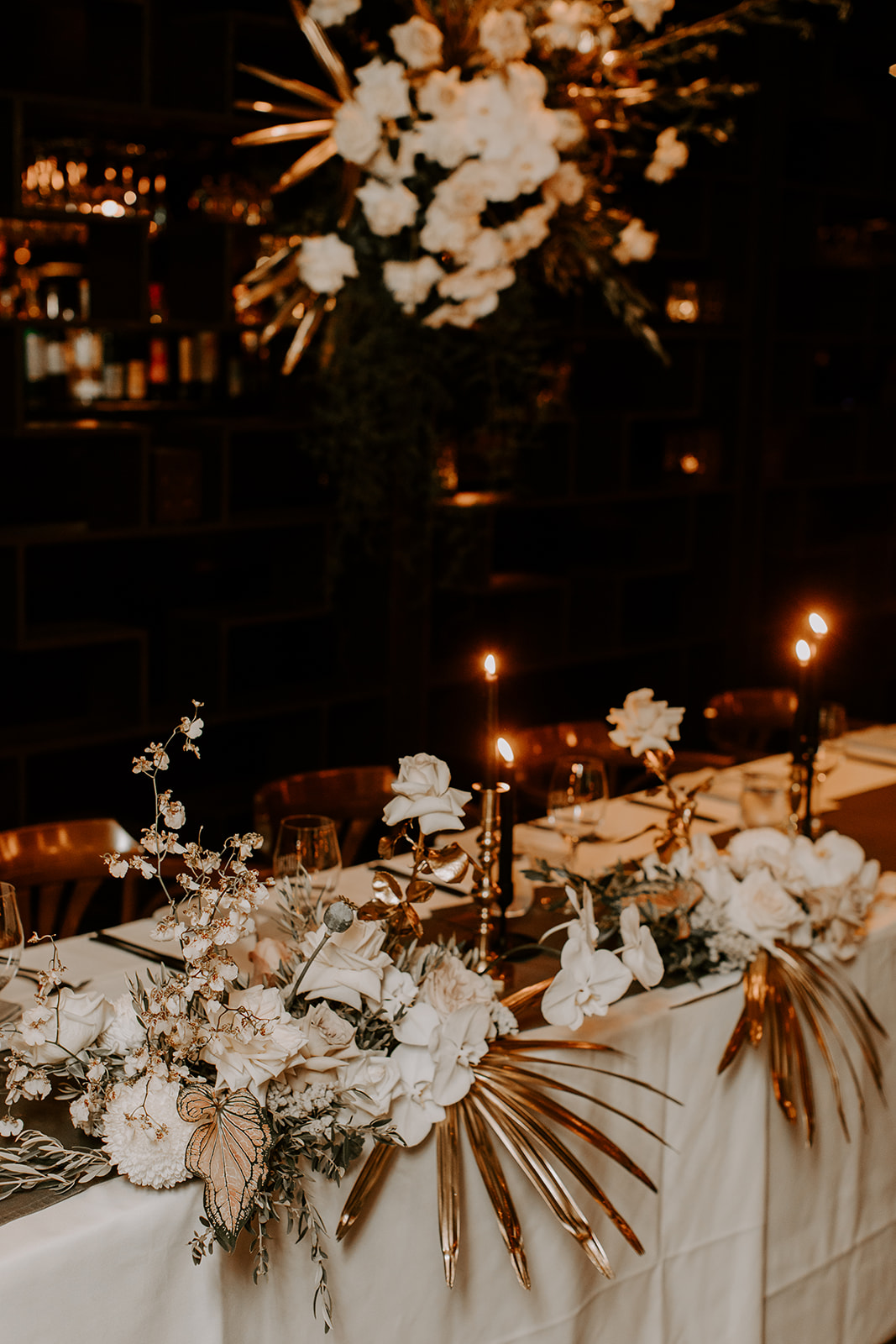 Bloodwood Botanica | Reception set up Locale Bridal Table