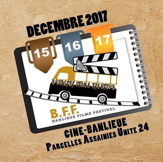 #Seetaan | Banlieue Films Festival 15 - 16 - 17 décembre 2017 . Nos amis de l'Association Ciné-Banlieue vous invitent à la troisième édition de leur festival. On y sera, et vous ? . «nous montrons les films avec notre coeur et notre passion pour le cinema (...) avec l'envie de travailler ensemble et avec patience» . #kebetu
