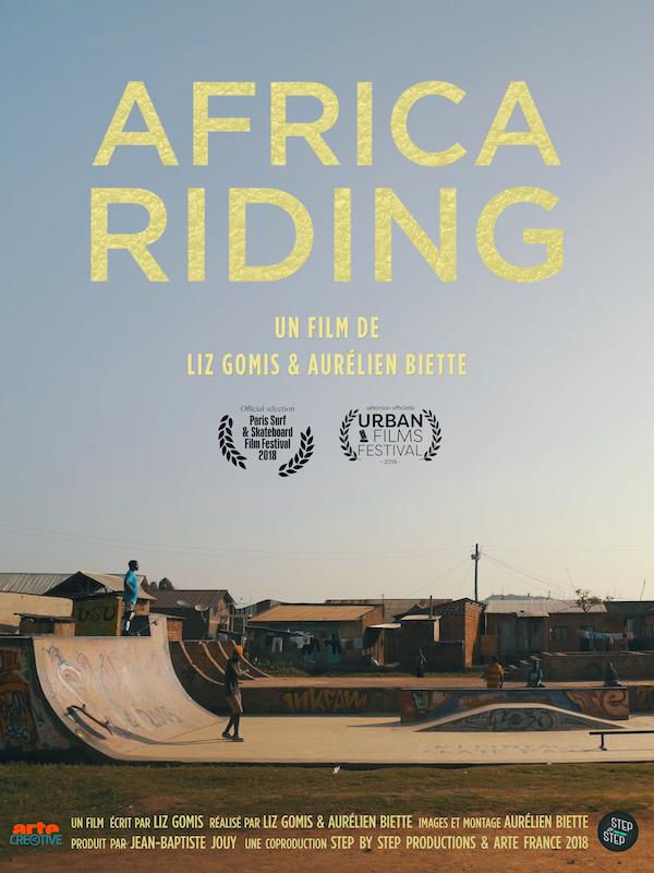 AFFICHE AFRICA RIDING goree cinema.jpg