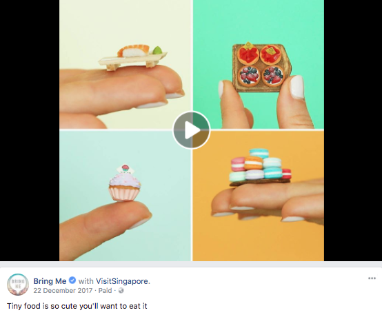 BUZZFEED  content created by Edwin for Singapore Tourism