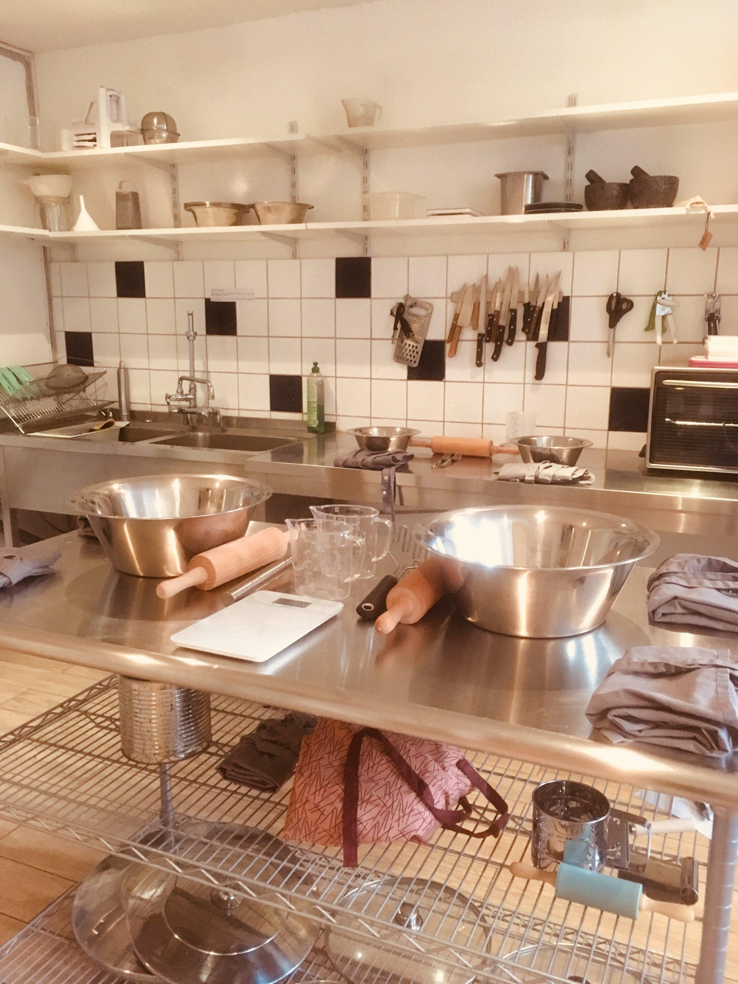 Polish Dumplings Workshop
