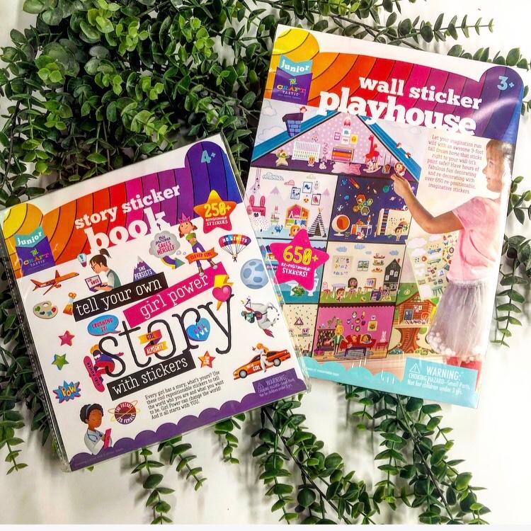 Give the best gift at the party… - Kid Made ModernSunnyLifeKlutzMudpuppyRebel Girls Books