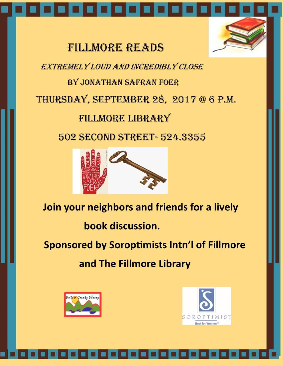 Thurs Sept 28, 2017 Fillmore Reads.jpg