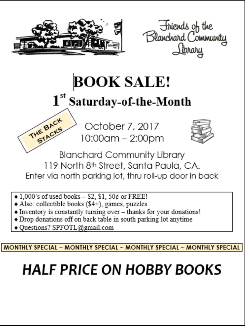 Blancvhard Library First Sat Oct 1, 2017.jpg
