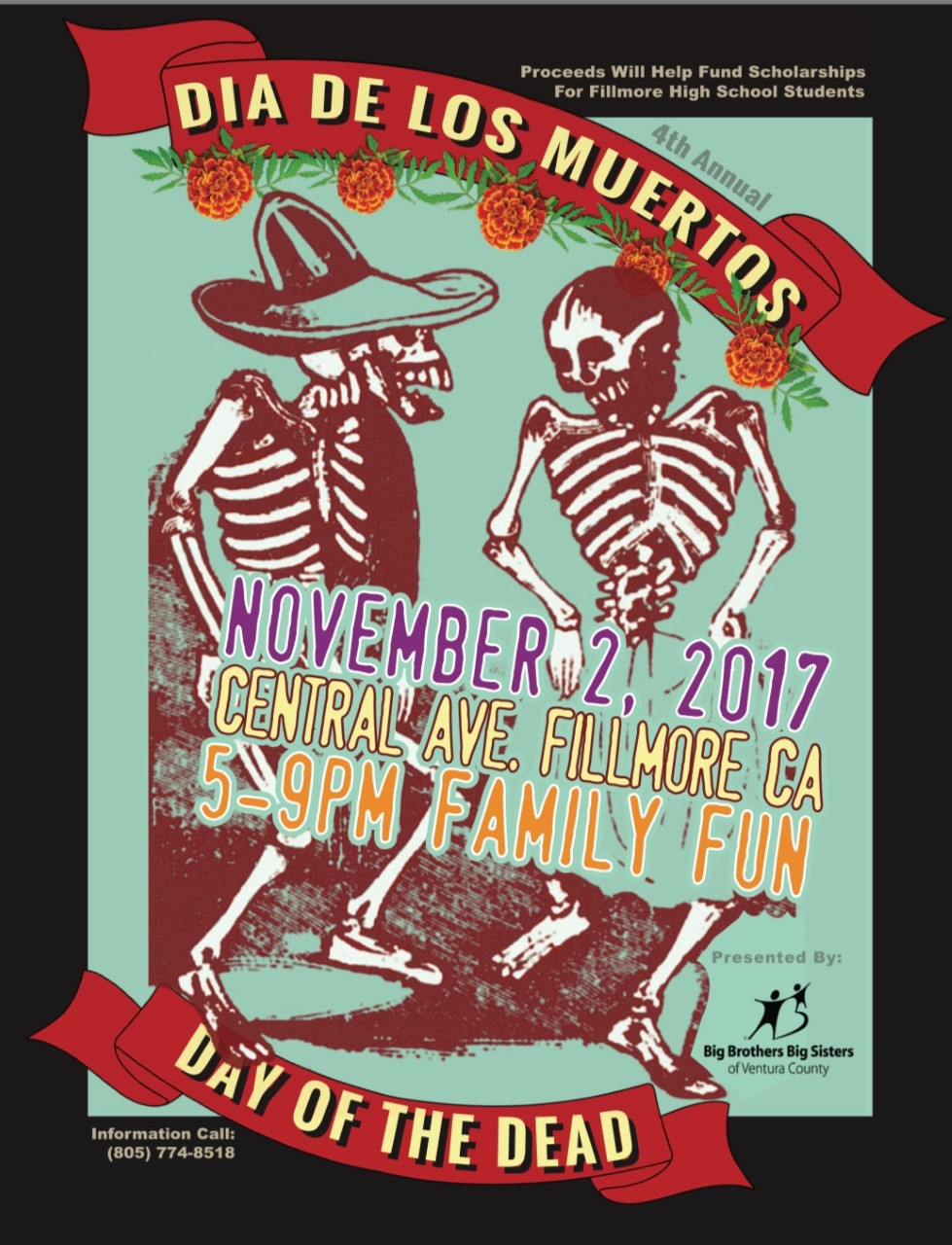Dia de Los Muertos Nov 2, 2017.jpg