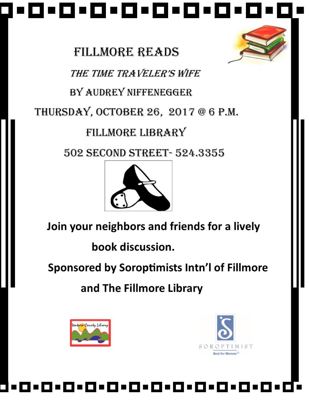 Thurs Oct 26, 2017Fillmore Reads The Time Traveler's Wife.jpg