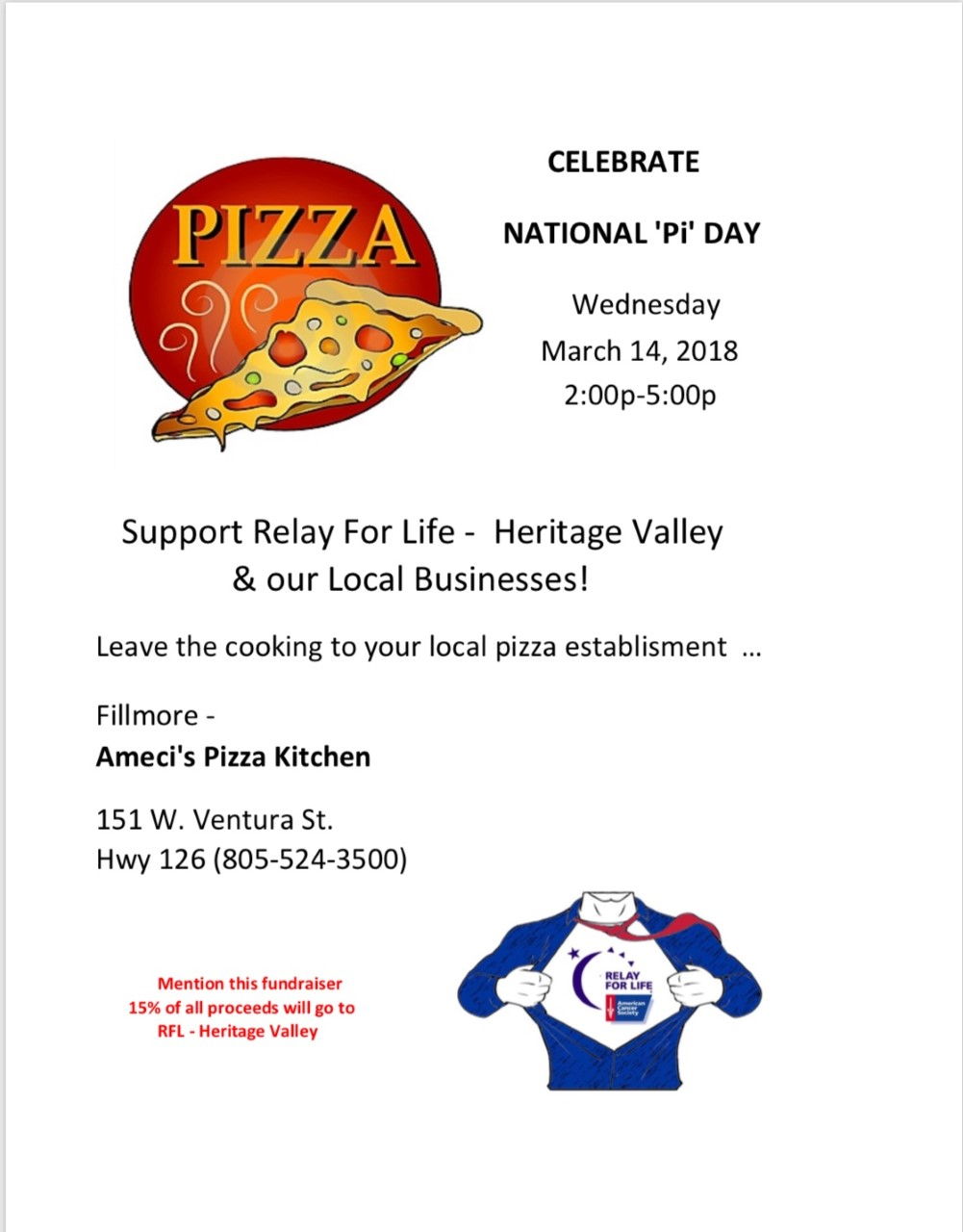 Amecia National Pizza Pi Day Wed March 14, 2018.jpg