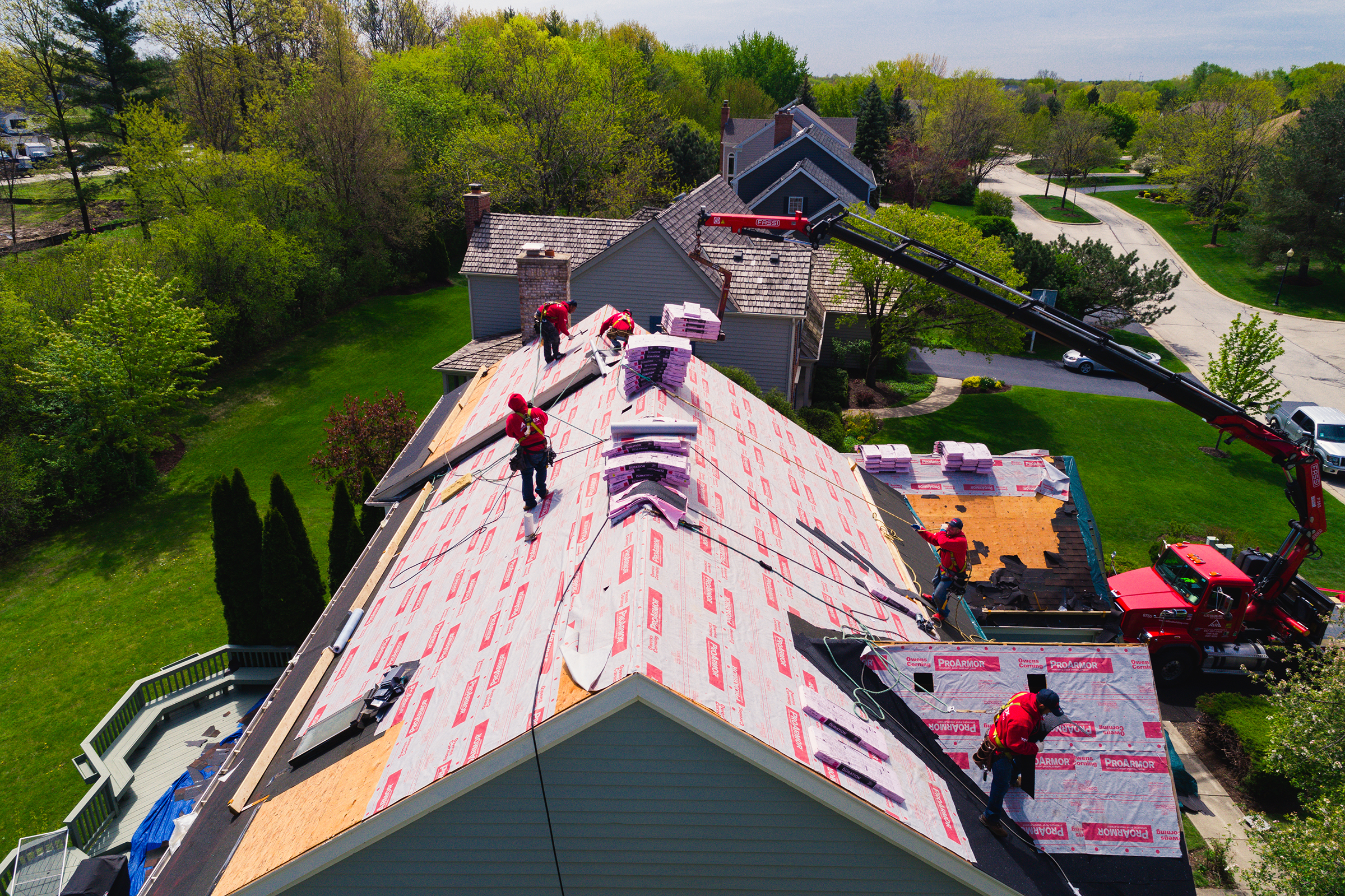 Meet Artex Roofing in Orlando Park, IL - Chicago South Suburb's Top Choice for Residential Roofing + Gutter Installation