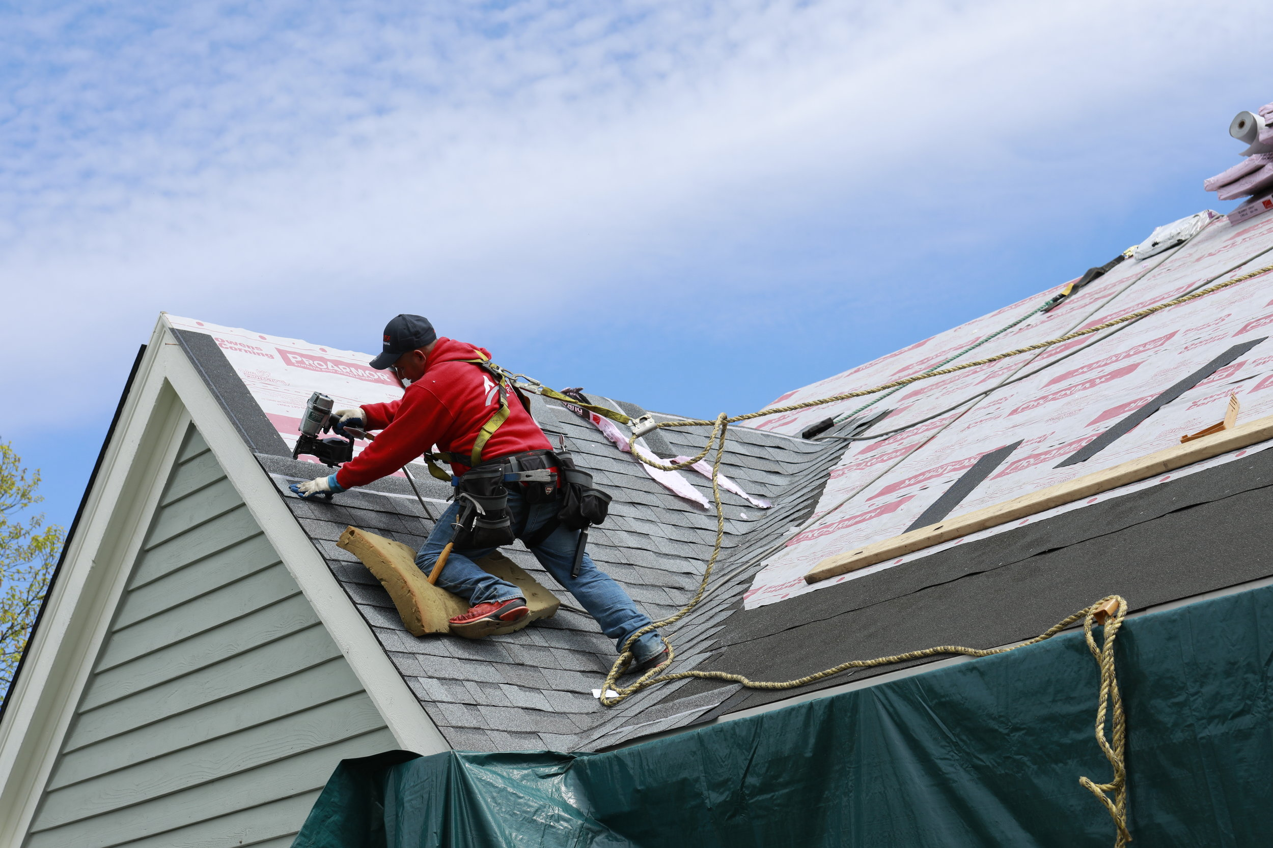 Quality Roofing Contractor in Tinley Park -