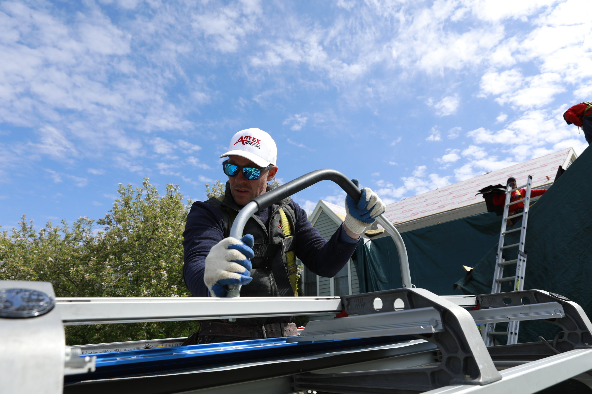 Artex Roofing is Chicago's best south suburban roof replacement company