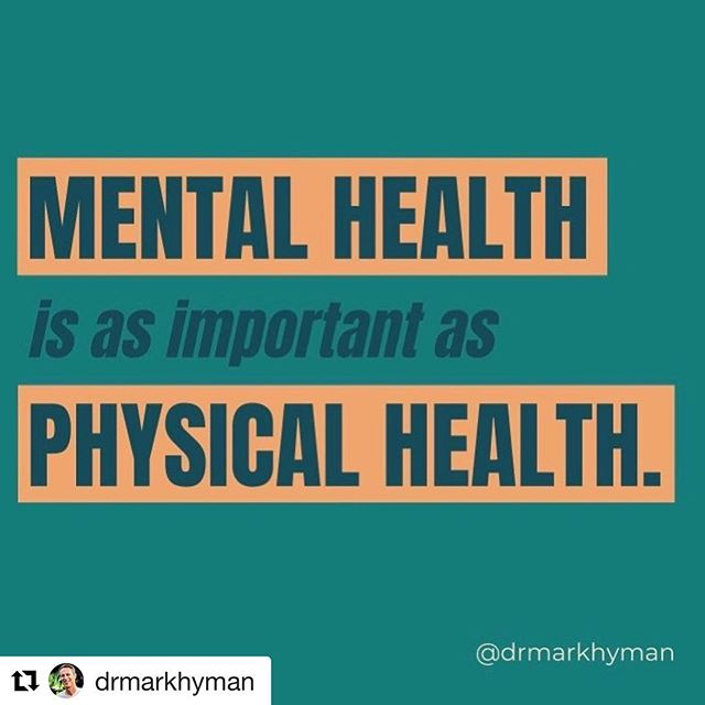 💛💛💛 repost from  @drmarkhyman with @get_repost ・・・ Though today is labeled as #WorldSuicidePreventionDay, this is a topic that deserves our attention all the time. Supporting mental health is just as important as any other area of the body. I encourage you to reach out to friends, family members, and mental health services if you're struggling with feelings of depression, hopelessness, or loneliness. There is help out there.