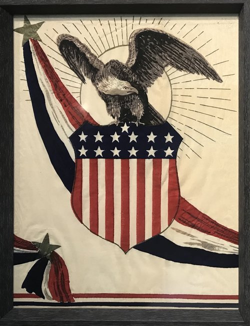 Flags — Michael Hall Antiques
