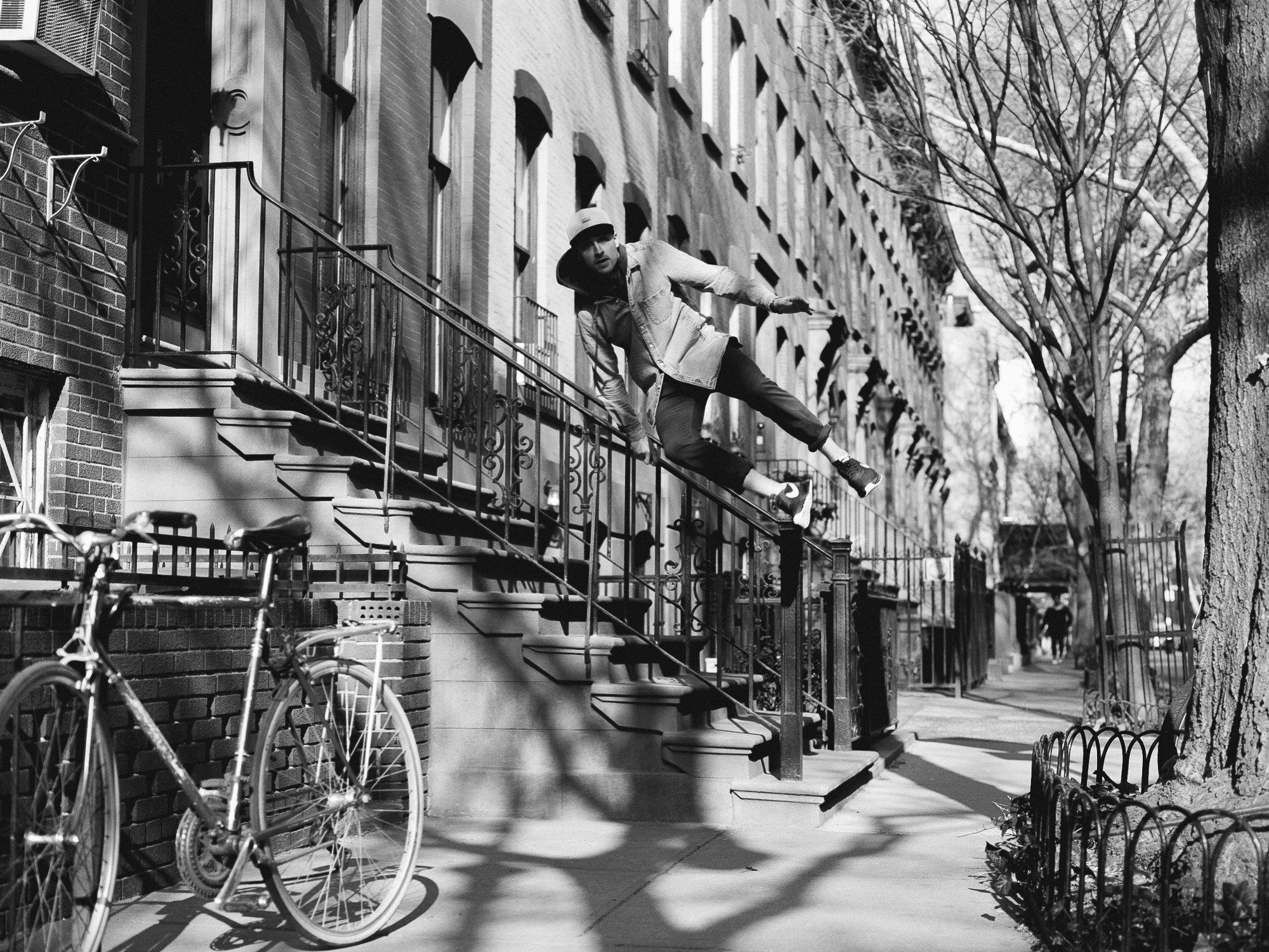 WEST VILLAGE - WITH LUCAS &REASON