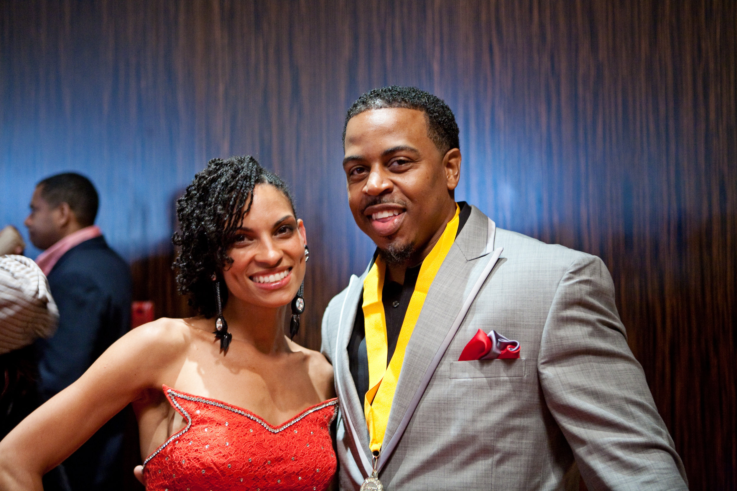 Estee @ ASCAP Rhythm & Soul Awards