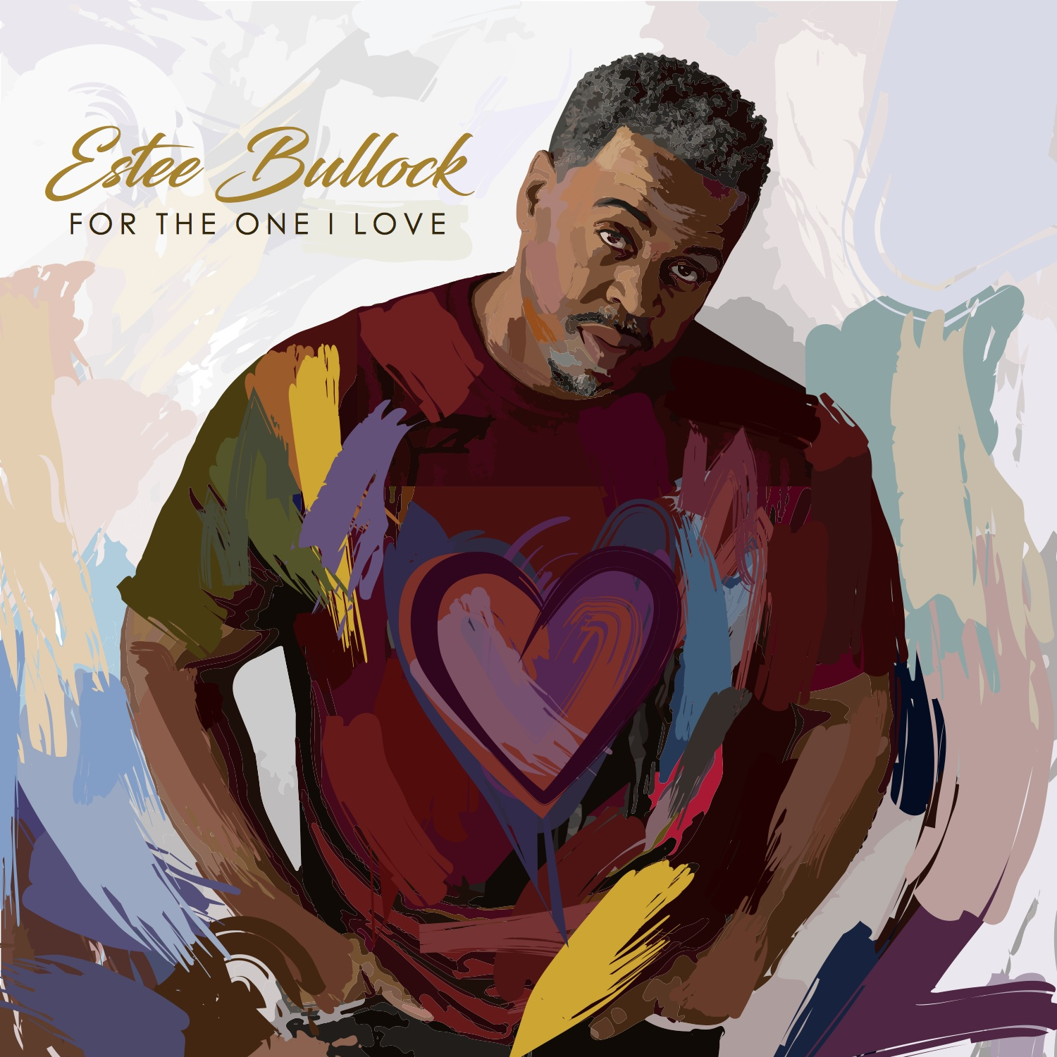 """For The One I Love""   Full Album by Estee Bullock released in 2017.  Features songs  ""For The One I Love"", ""One and Only"", ""Who Else""  and  ""Warrior""  and guest artists  TJ Daprayingman  and Rapper  Bro. Hahz ."