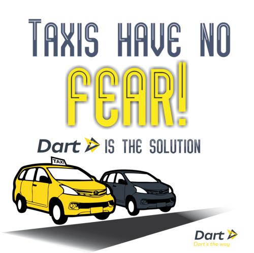 Dart: Brunei's First Ride Booking App!