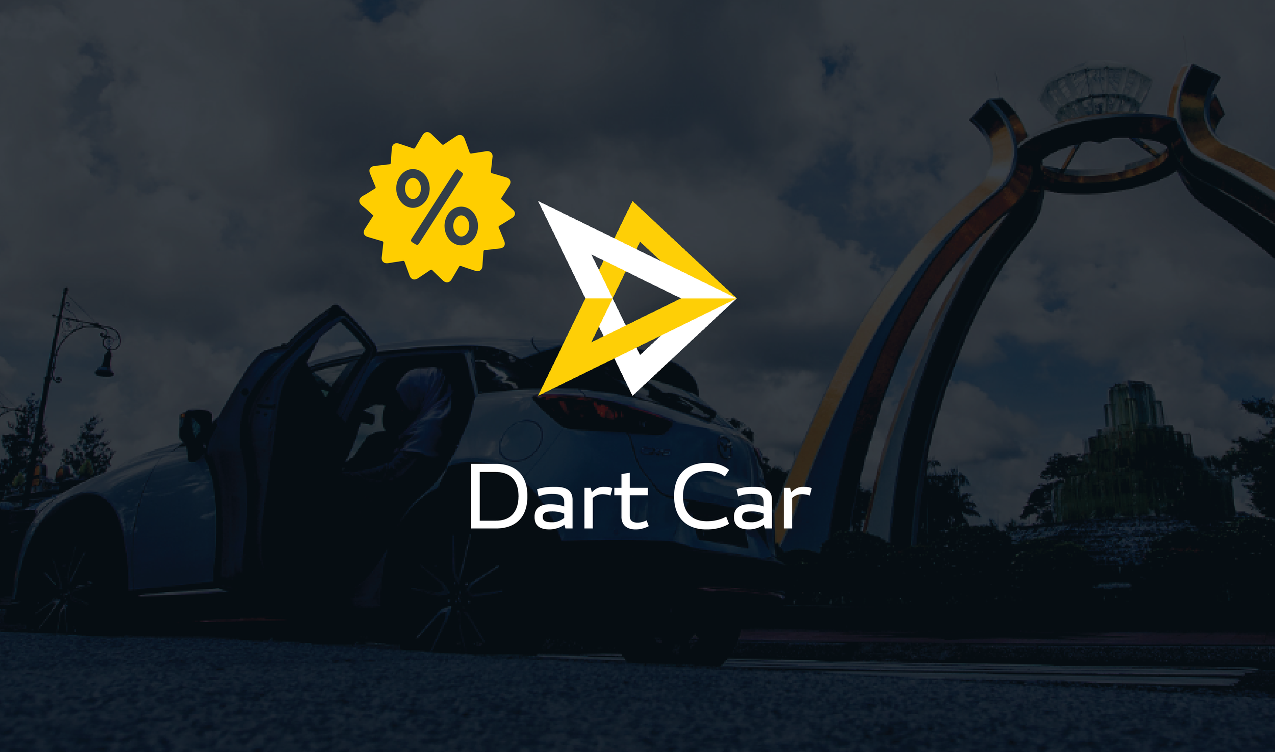 DART CAR - Fixed Price. Discounted rates. Up to 4 passengers.The discounted rides are calculated based on the distance and time of travel. The price may differ if you change your final destination, add additional stops or end the ride early.