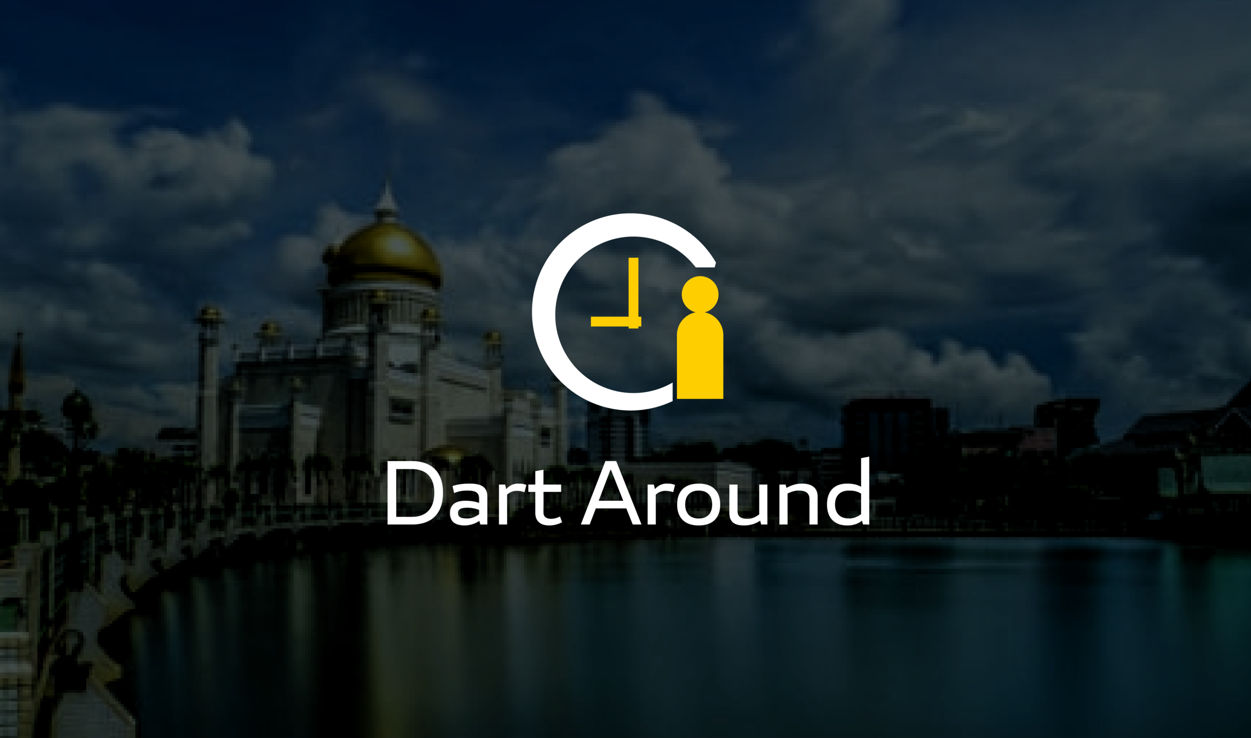 Dart: Brunei's First Ride Booking App!