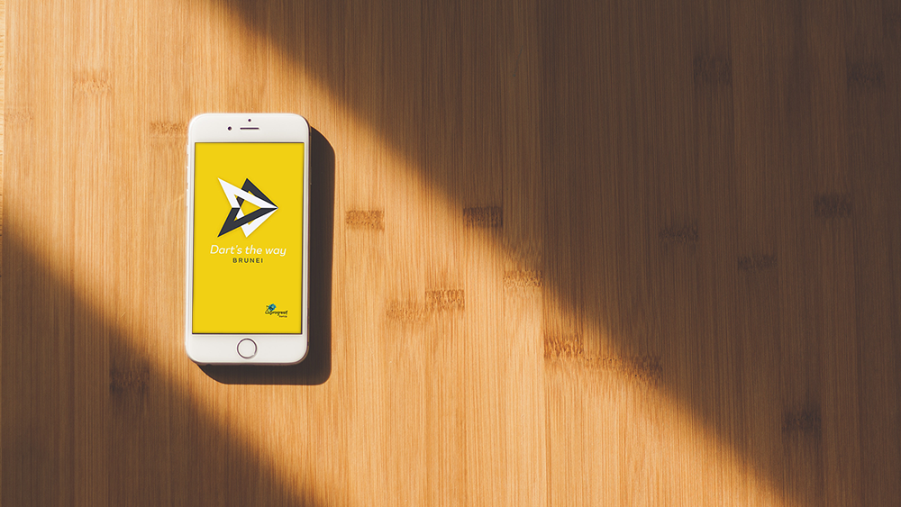 Rental. Taxis. 6-seaters. Dart Car.     Brunei's No.1 Transportation Booking App. Download and Dart now!