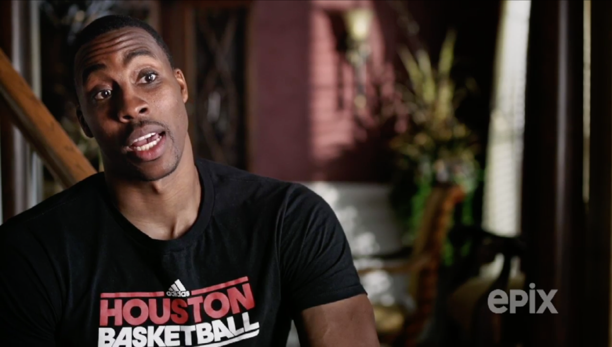 DWIGHT HOWARD: IN THE MOMENT ePIX  |  Feature Film  |  2015