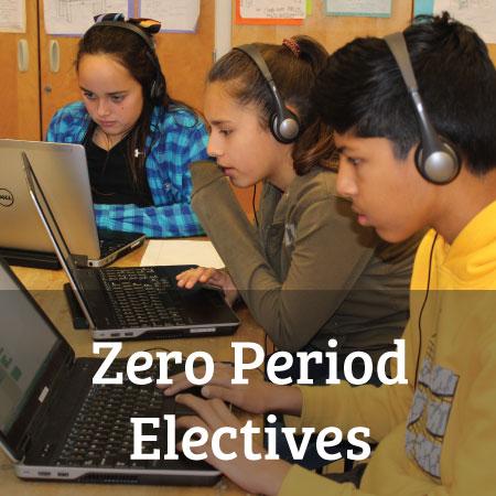 Zero Period Electives