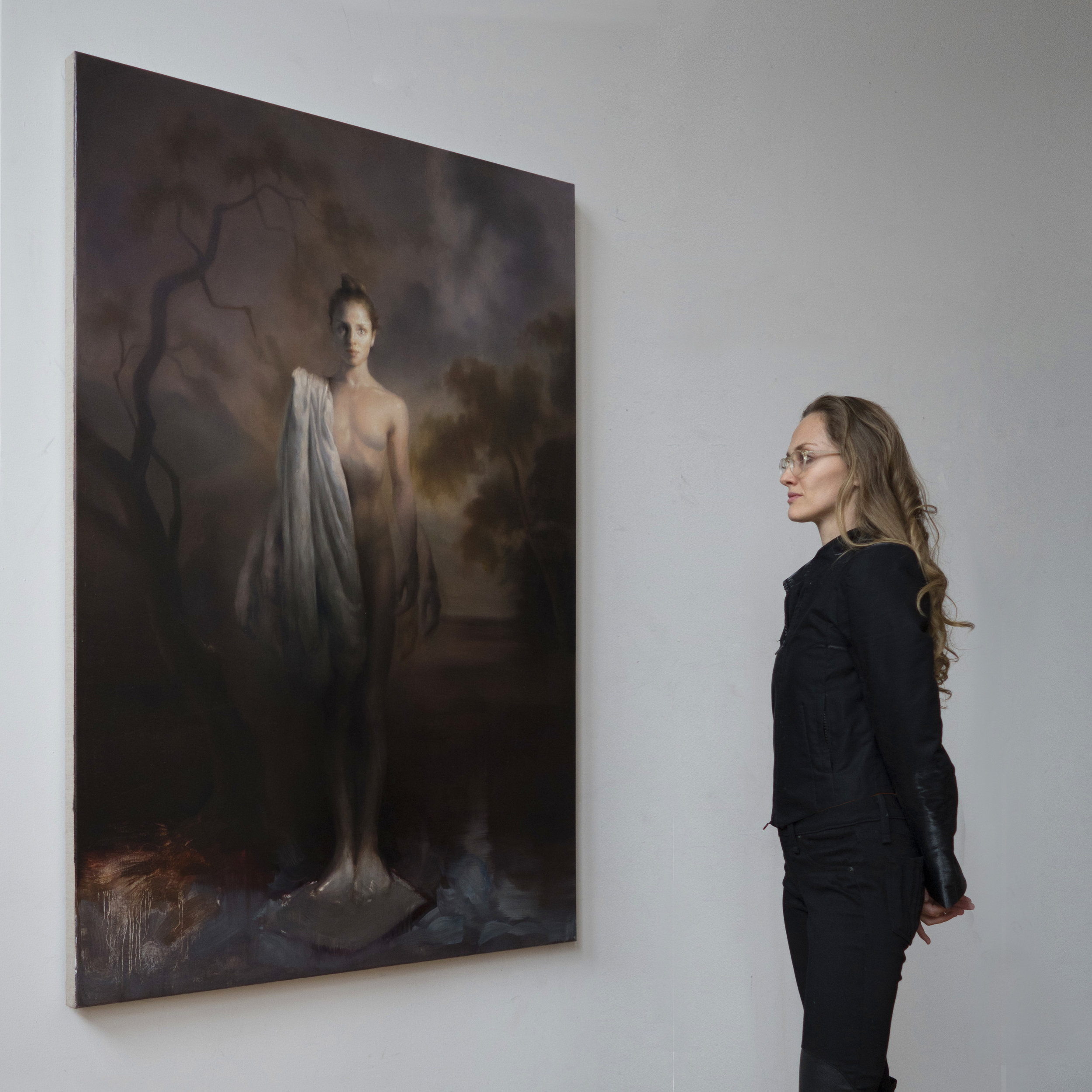 Maria Kreyn _ the solipsist on wall 2.JPG