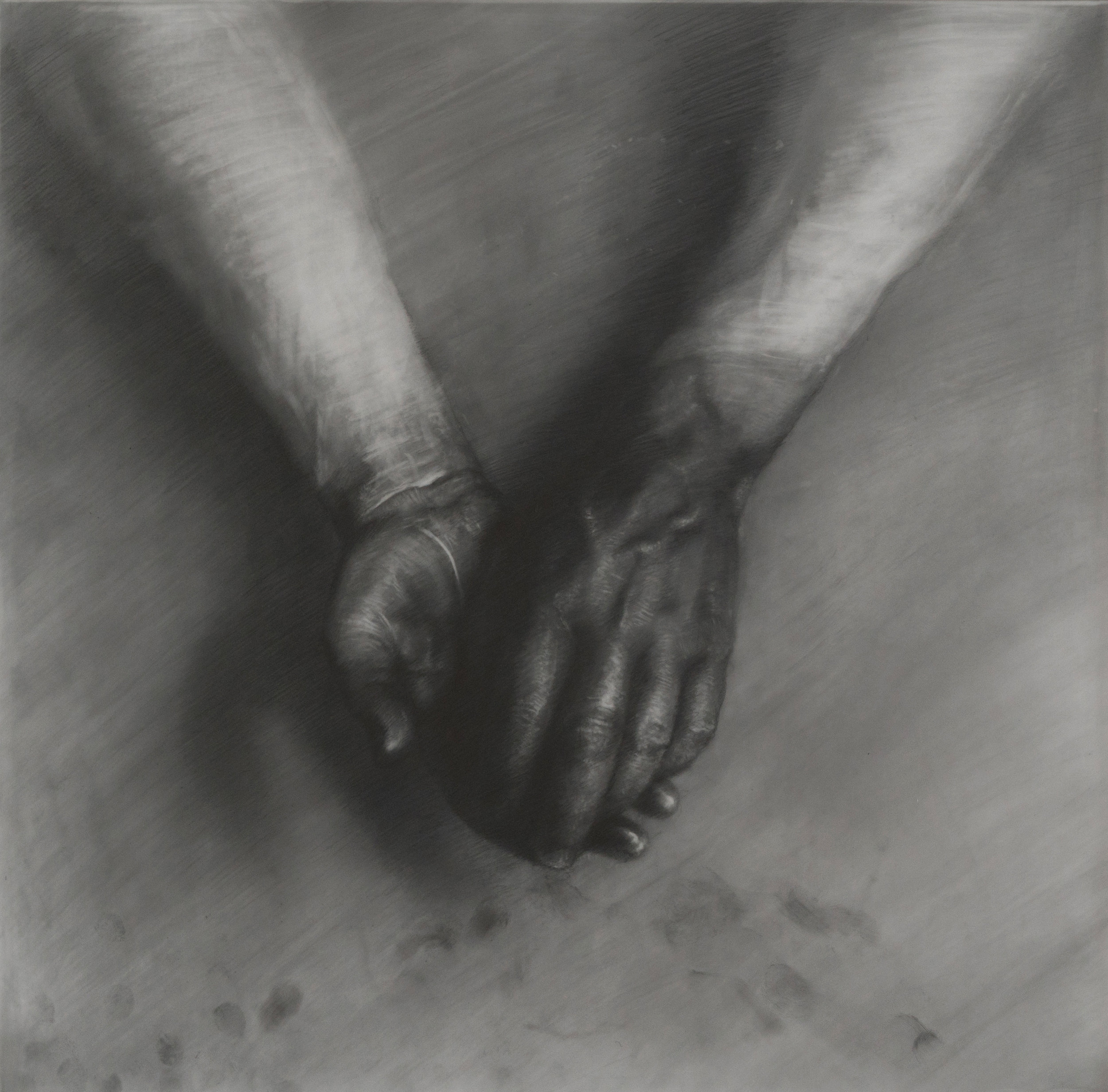 Maria Kreyn _ dye job II _ graphite on mylar .jpg